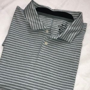 Nike Tiger Woods dri-fit polo